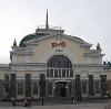 Железнодорожные вокзалы в Майкопе