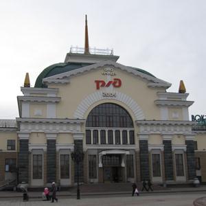 Железнодорожные вокзалы Майкопа